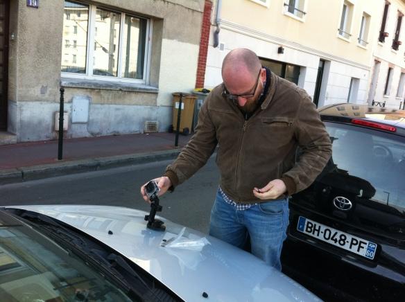 Taxi, un court métrage ondé avec des gopro