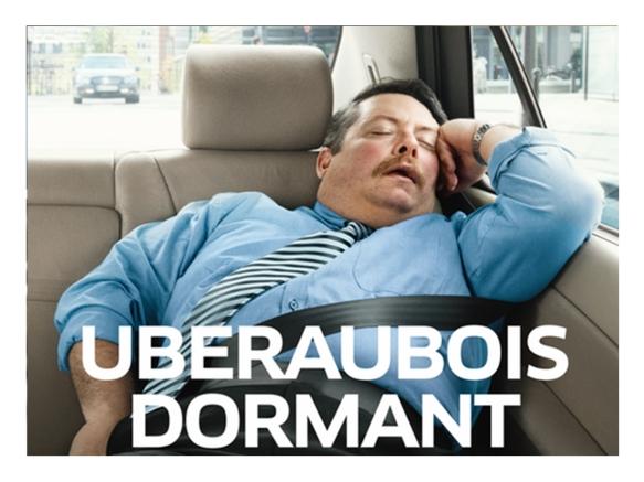 uber au bois dormant